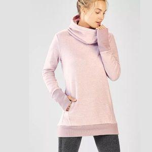 Fabletics cozy fleece hoodie Zaylee.